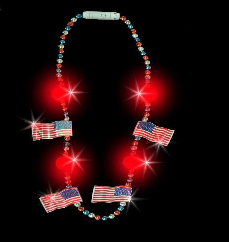 flashing beads