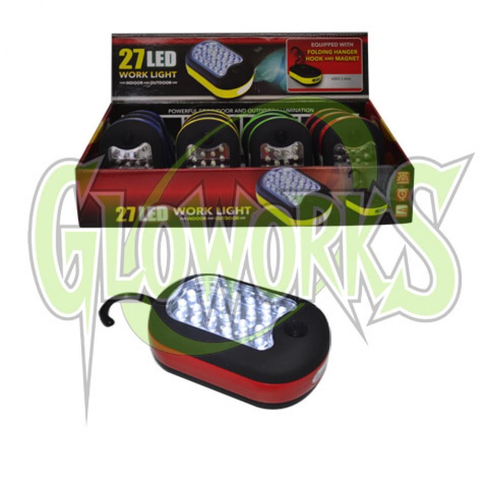 27 LED WORK LIGHT (1 PIECE)