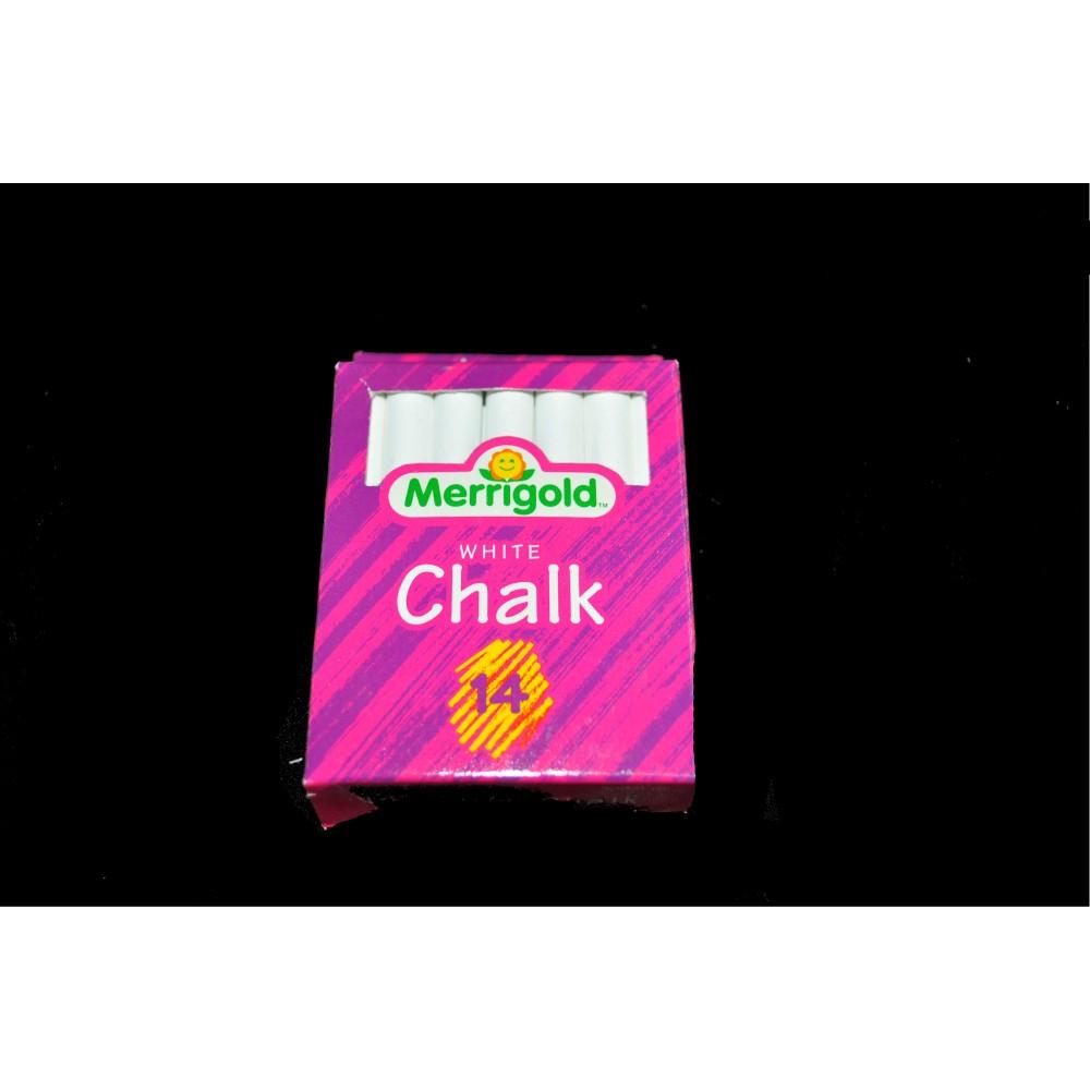 WHITE CHALK BOARD CHALK (1 PACK)