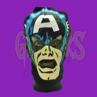 Captain America Black Ski Mask (1 PIECE)
