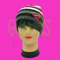 Supergirl Beanie Hat (1 PIECE)