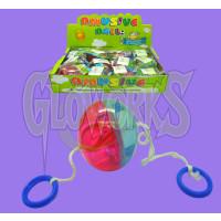 FLASHING PULLSTRING BALL - ASST. COLORS (1 PIECE)