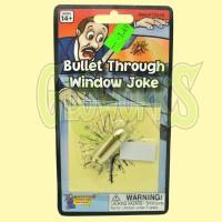 BULLET THROUGH WINDOW (1 PIECE)