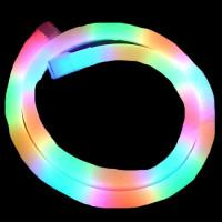 NEON SOFT LIGHT TUBING - RAINBOW (1 METER)