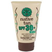 NATIVE TAN SPF 30 KIDS LOTION 5.1 OZ