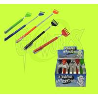 Extendable Fork Back Scratcher - Asst. Colors (1 PIECE)