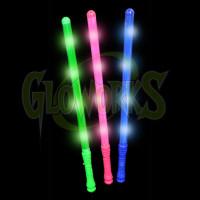 "20"" Flashing Mini Baton Stick - Asst. Colors (1 PIECE)"