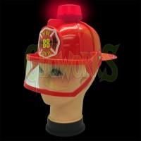 Fireman Hat with Alarm (1 PIECE)