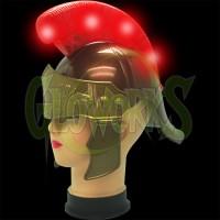 LED Roman Style Helmet with Mohawk (1 PIECE)
