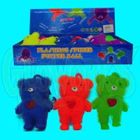 FLASHING BEAR PUFFER YOYO (1 PIECE)