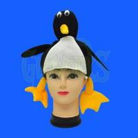 Plush Penguin Hat (1 PIECE)