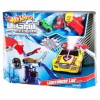 Hot Wheels Light Speeders Lightbrush Lab Play Set ( 1 PIECE)
