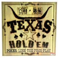 Texas Hold 'Em Game (1 PIECE)