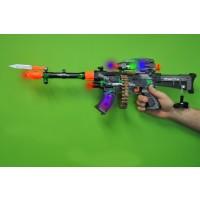 FLASHING GUN WITH SOUND (1 PIECE)