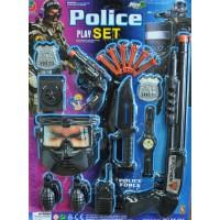 POLICE PLAY SET (1 PIECE)