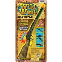 DIE CAST WESTERN RIFLE CAP GUN (1 PIECE)