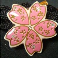 PINK FLOWER FLASHING MAGNETIC LED PIN (1 DOZEN)