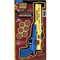 ENFORCER RING CAP GUN (1 PIECE)