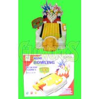 MINI BOWLING SET GAME (1 PIECE)