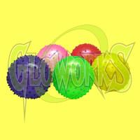 KNOBBY MASSAGE BALLS - ASST. COLORS (1 PIECE)