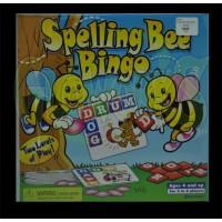 SPELLING BEE BINGO BOARD GAME (1 PIECE)