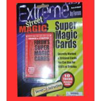 SUPER MAGIC CARDS (1 PIECE)