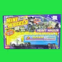 MINI WHEELS SPEED TRANSPORT TRUCK (1 PIECE)