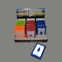 LED LIGHT SWITCH NIGHT LIGHT (1 PIECE)