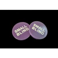 DEALER BUTTON SMALL BLIND
