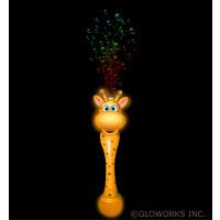 """13"""" GIRAFFE LED LED BUBBLE WAND (1 PIECE)"""