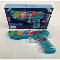 Gear Light Up Gun