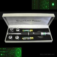 LASER POINTER - GREEN -  (1 PIECE)