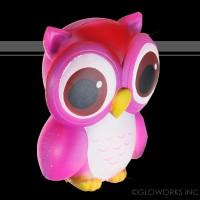 "6"" SLOW RISING OWL SQUISHY (1 PIECE)"