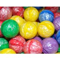"1"" GALAXY SWIRL RUBBER BOUNCY BALLS (100 PIECES/BAG)"