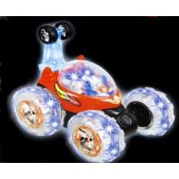 FLASHING RC STUNT TORNADO CAR (1 PIECE)