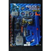 POLICE GUN PLAY SET