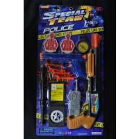 SPECIAL TEAM POLICE TOY GUN SET