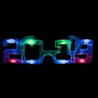 2019 SHAPED LED SUNGLASSES (1 PIECES)